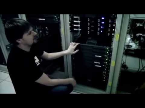 The Pirate Bay DataCenter!