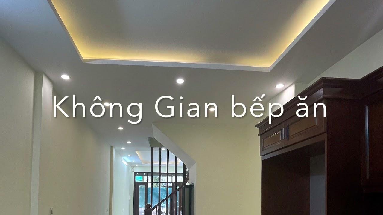 image Bán Nhà Hà Nội Phô Ẩm Thực Đại từ Hoàng mai 45m2 Thiết kế đẹp (LH : 0984467395 )