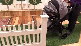 "Babies""R""Us Stroller Test Track Adds to In-Store Experience"