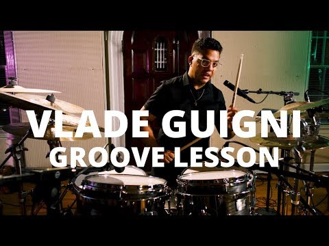 Meinl Cymbals - Vlade Guigni - Groove Lesson