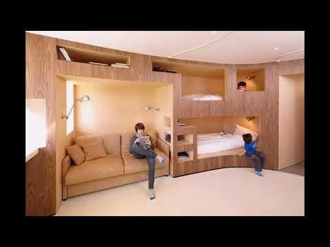 Интерьер маленькой комнаты - варианты интересных проектов на фото