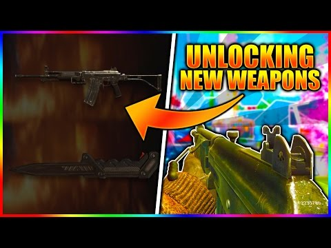 I GOT THE GALIL!!! AND THE BRAND NEW LUCKY IRISH CAMO!! UNLOCKING DARK MATTER GALIL LIVE