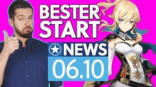 Genshin Impact schlägt Tiktok & Fortnite - News