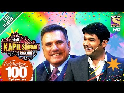 The Kapil Sharma Show - दी कपिल शर्मा शो - Ep - 100 - 100 Not Out - 23rd Apr, 2017