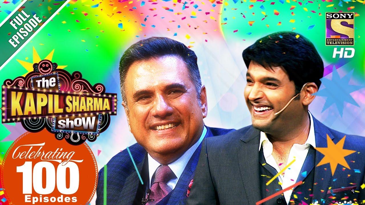 The Kapil Sharma Show - दी कपिल शर्मा शो - Ep - 100 - 100 Not Out - 23rd Apr, 2017