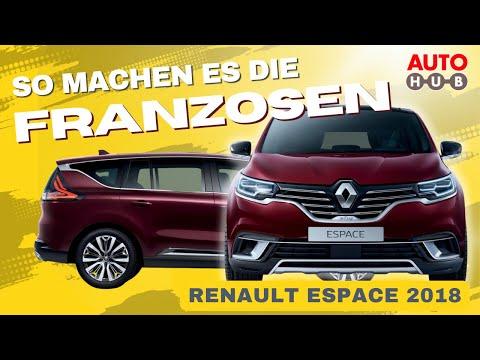 Renault Espace - Viva la France, oder was? Habby und das Rotwein Problem.