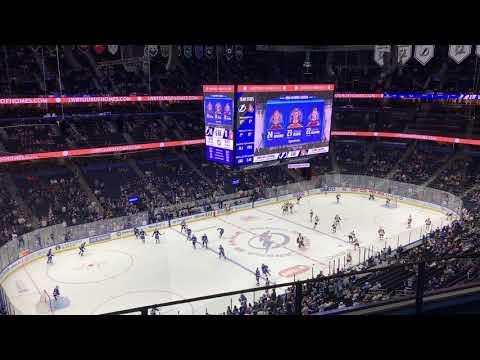 Tampa Bay Lightning Warmups 11/10/18 vs Ottawa Senators