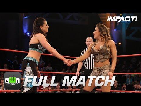 Mickie James Vs Serena: FULL MATCH (Knockouts Knockdown 2013) | IMPACT Wrestling Full Matches