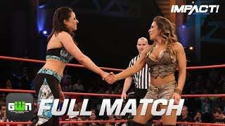 Mickie James vs Serena: FULL MATCH (Knockouts Knockdown 2013) | IMPACT Wrestling Full Matches