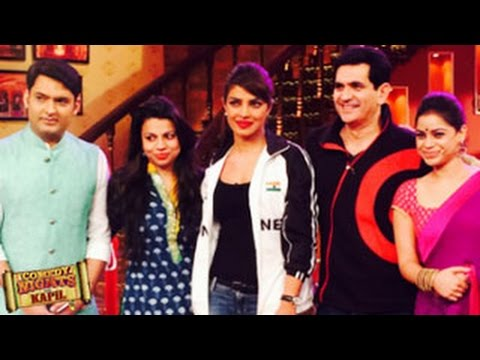 Priyanka Chopra on Comedy Nights with Kapil 17th August 2014 Episode | Mary Kom promotions