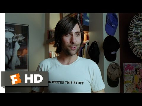 Funny People (1/10) Movie CLIP - Marginally Famous A**hole (2009) HD