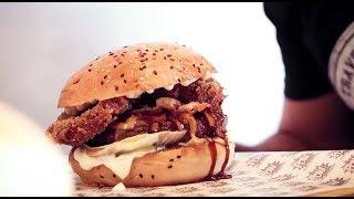 The Amazing Burger Run   Vlog 49