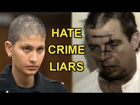 Hate Crime Fails