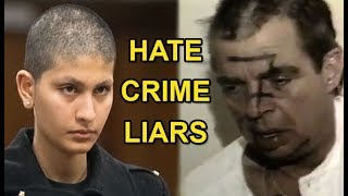 People Faking Hate Crimes Caught Out!
