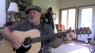 873 - Nowhere Man - The Beatles - acoustic cover by George Possley