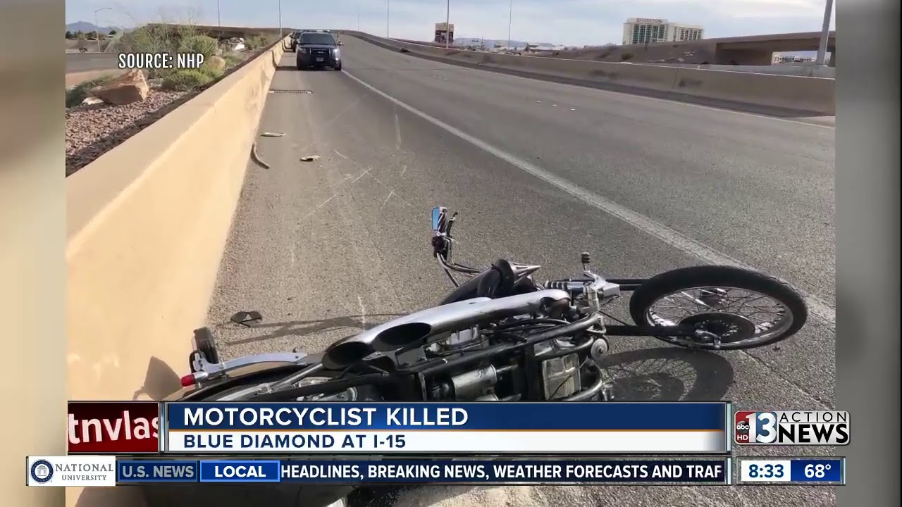 Fatal motorcycle crash likely caused by clothing stuck in wheel, troopers  say