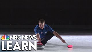 NBC News Learn: The Science of Curling thumbnail