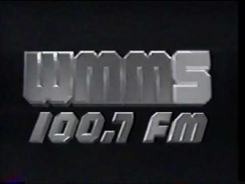 WMMS  - 100.7 FM  - Cleveland  - The Buzzard - Radio Station  - TV Commercial (1990)