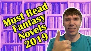 Most Anticipated Fantasy Books of 2019