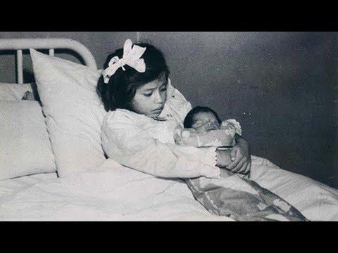 1939 wurde diese 5-Jährige die jüngste Mutter - Noch heute verschweigt sie die Wahrheit!