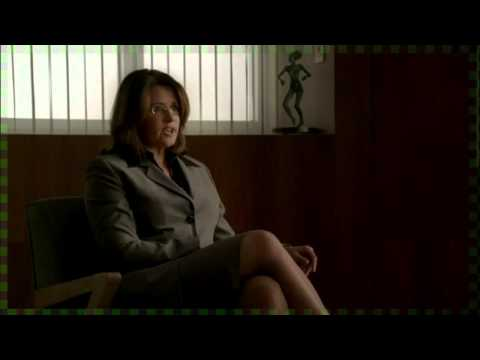 The Sopranos - Tony's  final session with Dr melfi