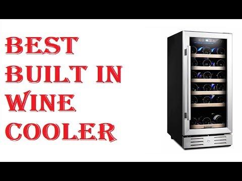 Best Built In Wine Cooler 2018
