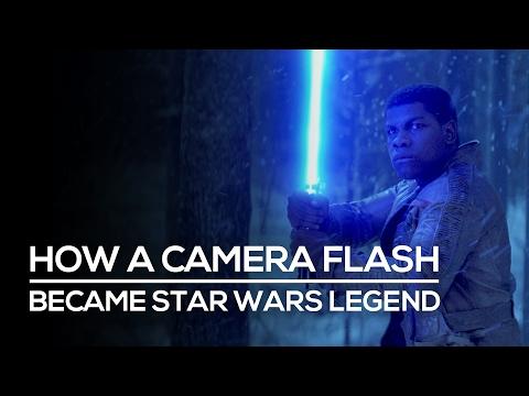How A Camera Flash Became Star Wars Legend
