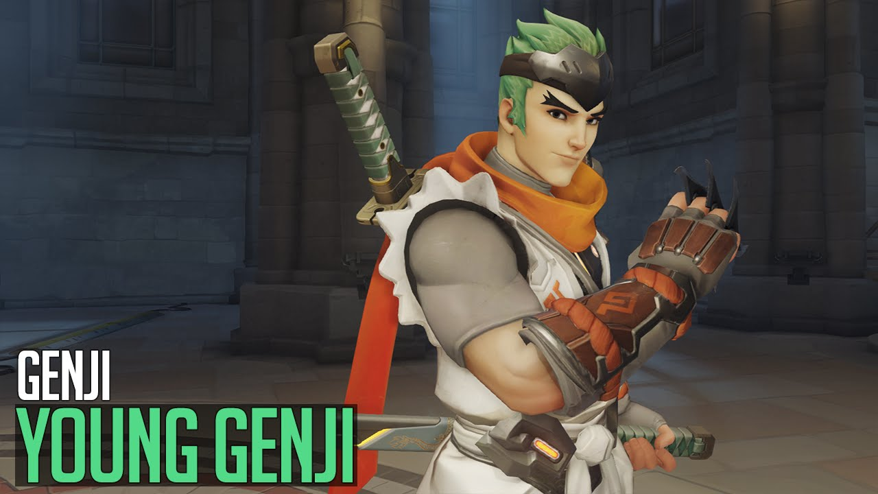 Overwatch Genji Changes