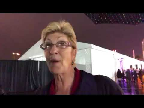 Chris Giunchigliani Clark County Commissioner On Las Vegas Convention Center Expansion #CES2018