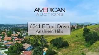 6241 E Trail Anaheim CA - Dale Schrieber Century 21  - Auction