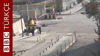 Gaziantep'teki çatışma sonrası ilk görüntüler - BBC TÜRKÇE