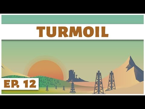 Turmoil - Ep. 12 - The Super Silo! - Let's Play - Game Introduction