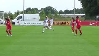 Maddie Bauer ● Highlights ● U23 USWNT