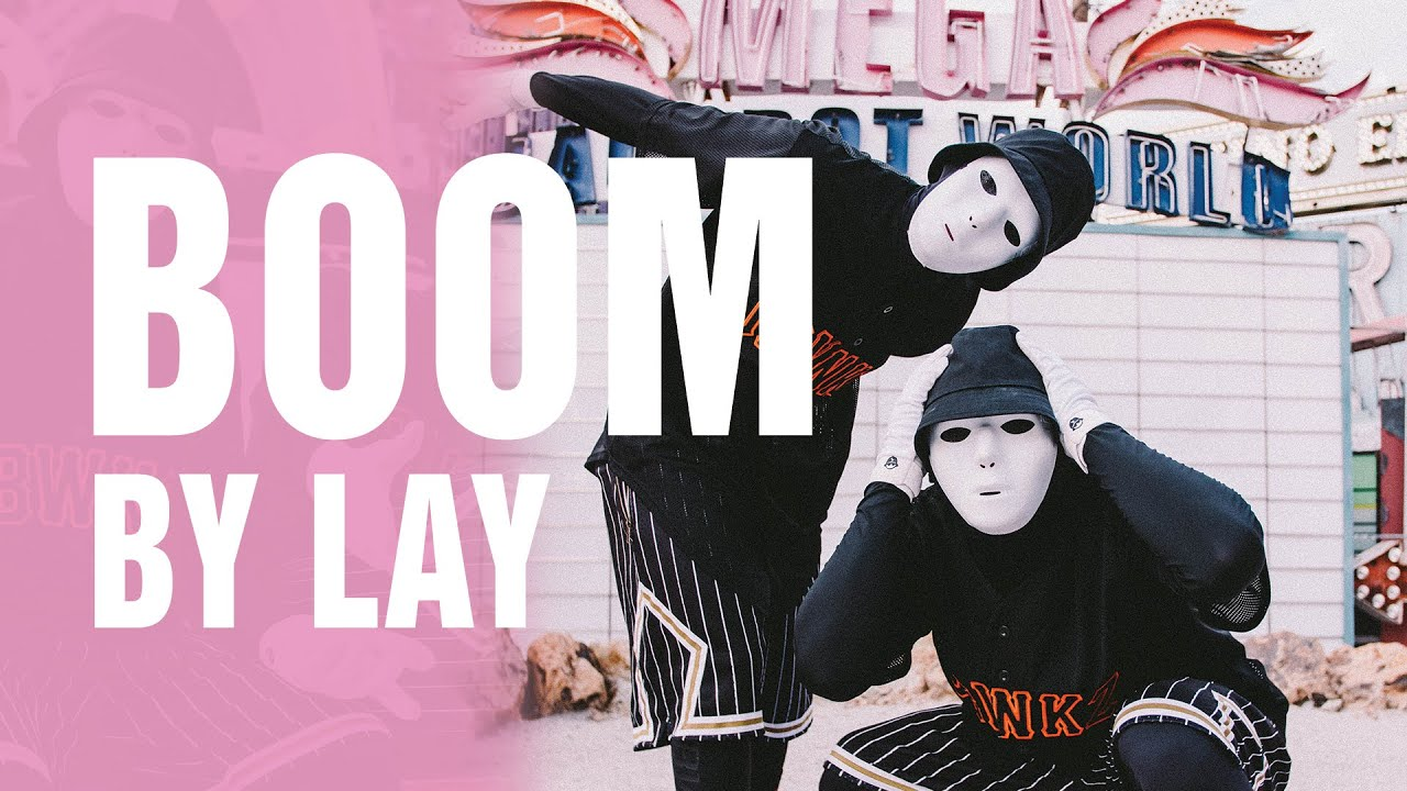 JABBAWOCKEEZ - BOOM by LAY (DANCE VIDEO)