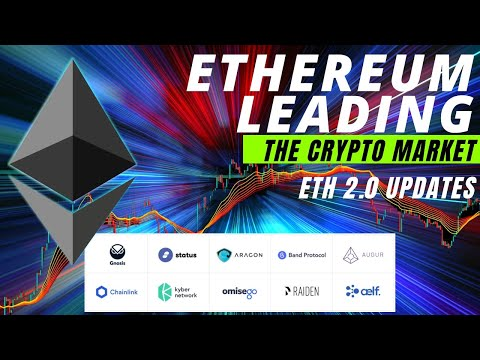 Ethereum Better Than Bitcoin | Ethereum 2.0 Launch Updates | Top DApp Crypto News
