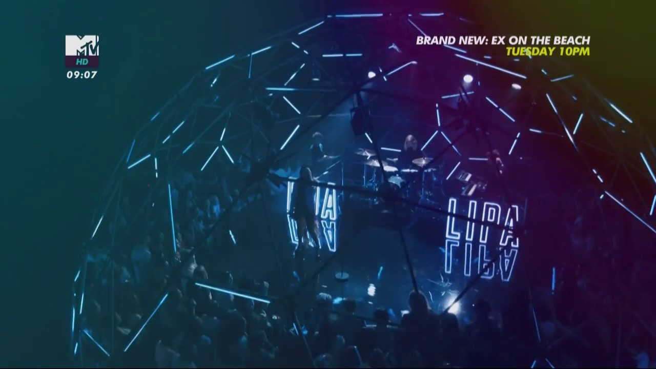 Dua Lipa - New Rules (Live from the MTV LIVE STAGE 2017)