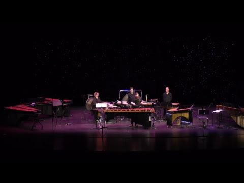 Rowan University: Percussion Ensemble Concert 4/23/18