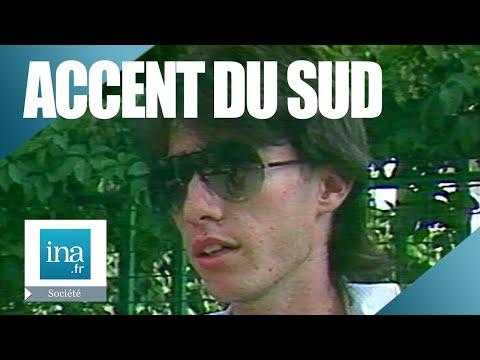 1987 : Un problème avec l'accent du Sud ?   Archive INA