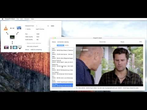finessTV Server & Client 1.4 (Mac):  EyeTV live streams & archive movies