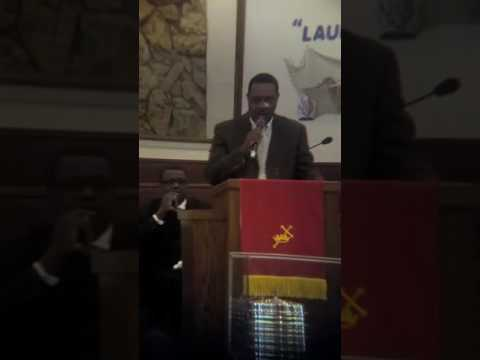 Pastor G. Gregg Murray - A STREET CALLED STRAIGHT - Acts 9:11