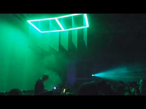 Jacques Greene @ Lunchmeat Festival Prague 2017