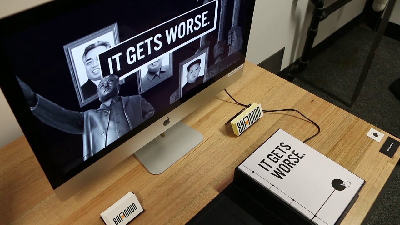 Shannon Towell, It Gets Worse (2017)