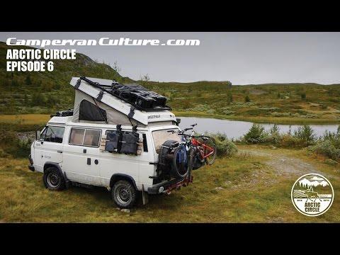 CampervanCulture.com Arctic Overland Series Part 6