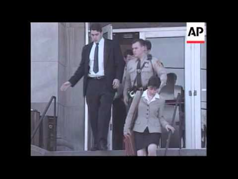 USA: MAN ACCUSED OF CREATING MELISSA COMPUTER VIRUS TRIAL