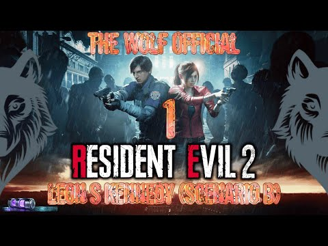 Resident Evil 2 Remake Leon (B) #1 #thewolfofficial