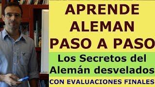 Download Aprender Aleman Gratis: Clases de Aleman 1 - 11