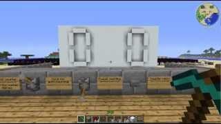 Minecraft 7 Segment Display Counter