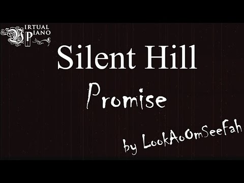 [Virtual Piano] Silent Hill - Promise