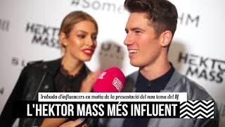 Trobada d'influencers a Barcelona per la presentació del nou tema del dj Hektor Mass