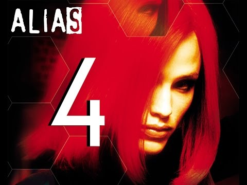 ALIAS: The Game - Let's Play Part 4 - BONED!